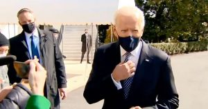 Evidence from Texas and Michigan Undercut Biden's Call for Reinstating Mask Mandates