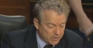 Rand Paul's relentless mic-drop takedown of Fauci over masks and virtue 'theater' gets heated