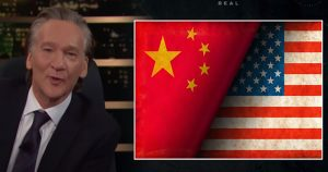 Bill Maher Mocks Americans for Letting China Increase Dominance Over U.S.