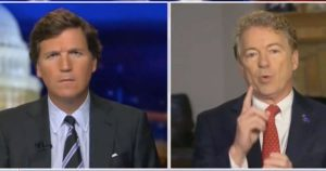 Rand Paul: Fauci Lying About Masks 'He Doesn't Believe We Are Smart Enough To Make Decisions'