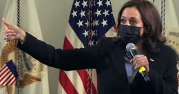 Kamala Harris Cackles Hysterically: Puts On Fake Accent While Discussing Parents Unable To Send Kids to School [VIDEO]