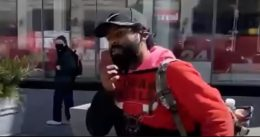 Cops Say Homeless Man Punched and Used Anti-Asian Slur at Good Samaritan
