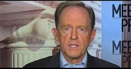 Sen. Pat Toomey Fights Back On Democrat's 'False Narrative' On Voting Rights: 'We're Not Going To Be Cowed By Being Called Racist'