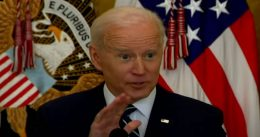 In First News Conference Biden Doubles Goal of COVID Vaccines to 200 Million Doses