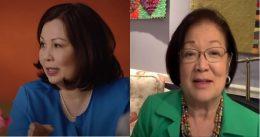 Sens. Tammy Duckworth and Mazie Hirono Threaten to Vote Against All Biden White Nominees
