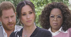 Celebrating Three Strong Women - Harry, Meghan, and Oprah