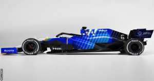 Formula 1: Williams car launch disrupted by hackers