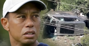 Mystery Man First to Find an Unconscious Tiger Woods at Rollover Crash Scene