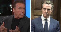 Schwarzenegger delivers Newsom brutal wake-up call: These aren't 'extremists' who want you out