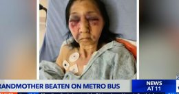 Elderly Mexican American Viciously Beaten On Bus, Attacker Thought She Was Chinese