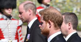 Prince Harry and Prince William met privately for hours amid rift: report