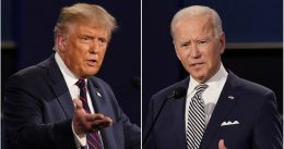 """""""It's just crazy"""": Trump Slams Biden For 'Destroying Our Country'"""