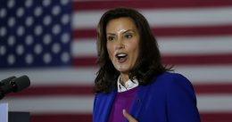 Michigan Gov. Gretchen Whitmer blasted for 'hypocrisy' amid reports she recently took personal trip to Florida