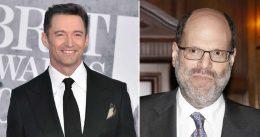 Hugh Jackman addresses Scott Rudin allegations in all-caps statement