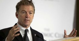Rand Paul: If feds want more folks vaccinated, Biden should take his mask off and burn it on TV [VIDEO]