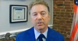Rand Paul: Biden White House Mask Alarmism 'Discouraging People from Getting the Vaccine' [VIDEO]