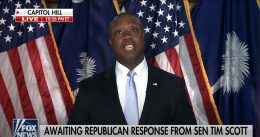 Tim Scott Rebuttal: 'Before COVID, We Had the Most Inclusive Economy in My Lifetime' [VIDEO]