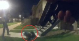 'Drop The Gun!': Graphic Bodycam Video Shows Officers Frantically Trying Save Anthony Alvarez After Shooting Him