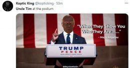 """Uncle Tim"" Trends by Leftist Racists on Twitter Following Tim Scott's GOP Rebuttal"