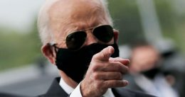 Vaccinated Biden On Mask Wearing: It's 'a Patriotic Responsibility, for God's Sake' [VIDEO]