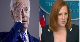 Jen Psaki Cuts Off Reporter When Pressed About Biden's Culpability for 'Systemic Racism' [VIDEO]