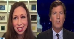 Chelsea Clinton Calls For Facebook to Censor Tucker Carlson Show. Tucker Responds