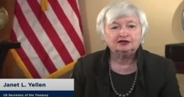 Treasury Secretary Janet Yellen Calls for Global Minimum Tax Rate