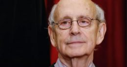 Liberal Supreme Court Justice Breyer Warns Against Court Packing