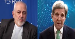 In Leaked Tape, Iran's Foreign Minister Says John Kerry Divulged HUNDREDS of Israel's Covert Attacks on Iran