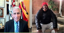 Marshawn Lynch Goes One-on-One with Dr. Anthony Fauci in Candid Discussion