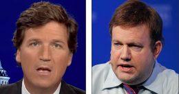 Tucker Carlson Blasts 'Secret Liberal' Pollster Frank Luntz [VIDEO]
