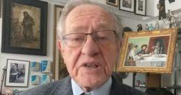 Alan Dershowitz: Raid On Rudy Giuliani's Home Makes America Look Like A Banana Republic [AUDIO]