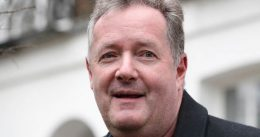 Piers Morgan Rips 'Insufferable Woke Brats' Upset Over 'Snow White' Consensual Kiss Controversy