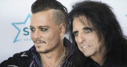 Alice Cooper vigorously defends Johnny Depp against abuse claims