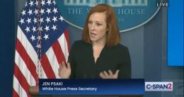 """What A Crock! Doocy Destroys Psaki Over Biden's """"Neanderthal Thinking"""" Comment [VIDEO]"""