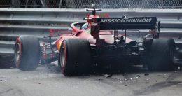 Red Flag: Leclerc Beats Verstappen to Sensational F1 Monaco Pole