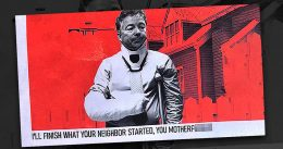 Rand Paul Death Threat: 'I'll finish what your neighbor started you mother**ker'
