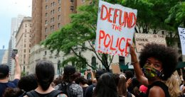 Massive surge in crime rates may doom 'defund the Police' movement and Dems' chances in 2022