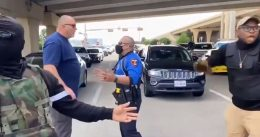 BREAKING POINT: Texas Citizens Take Matters Into Own Hands As Police Defend BLM Protestor's Disruption