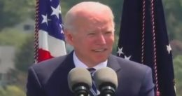 Biden Insults Coast Guard Class During 2021 Commencement, Calls Them 'Dull', Quotes Mao Zedong