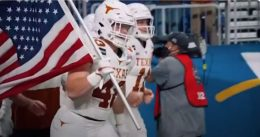 University of Texas LB Jake Ehlinger Found Dead Off Campus, Death Not Considered Suspicious