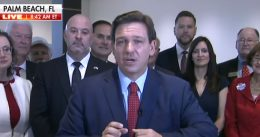 Governor DeSantis Signs Election Integrity Bill Into Law in Florida