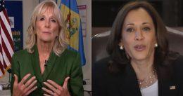 'Go F**k Yourself': Joe's Main Squeeze, Dr Jill Biden's Classy Response To Kamala Harris In 2019