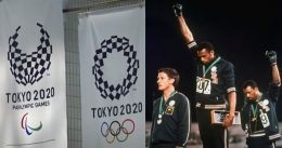 Olympics Ban Wearing Black Lives Matter Apparel and Could Punish Athletes Who Break the Rule