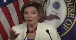 Nancy Pelosi Asserts Her Power, Defies CDC, Disparages American's Integrity and Forces Mask Wearing In House Chamber