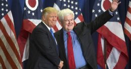 Newt Gingrich Is Trump's Latest Brilliant Move to Troll Dems