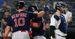 Yankees dealt crushing loss by Red Sox after terrible call