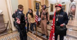 US intelligence agencies KNEW Trump supporters were posting threats and maps of Capitol tunnels weeks before the riot but didn't share warnings with helpless Capitol cops, Senate report finds