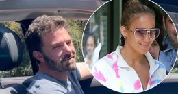 Ben Affleck and Jennifer Lopez discussed how they'd handle paparazzi