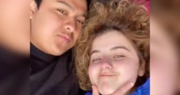 Teen couple charged with killing girl's dad laughed about 'murder' in deranged video